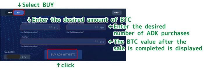 Buy-order