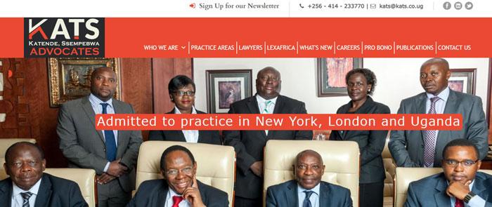 Katende、Ssempebwa&Co Advocates