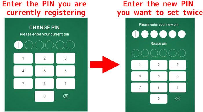 pin-change