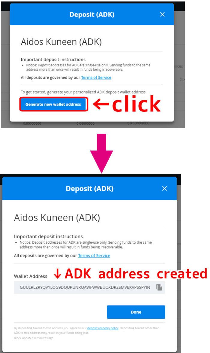 ADK-address-created