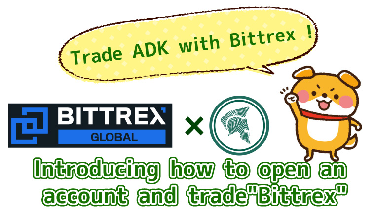 Trade-ADK-with-Bittrex